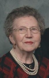 Hallie M. Anderson