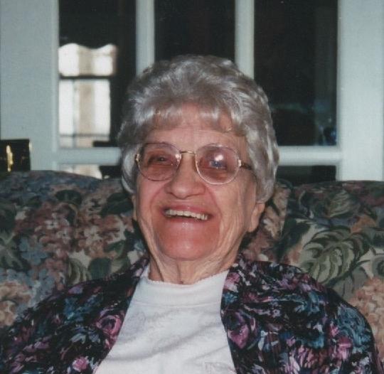 Hilda R. Wolfe