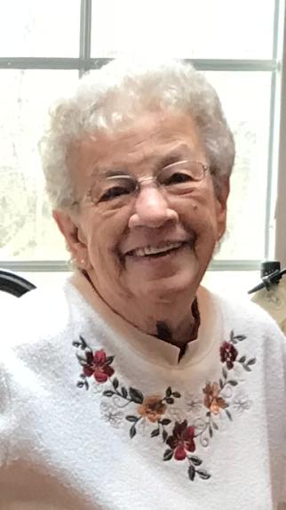 Pauline M. Orendorff