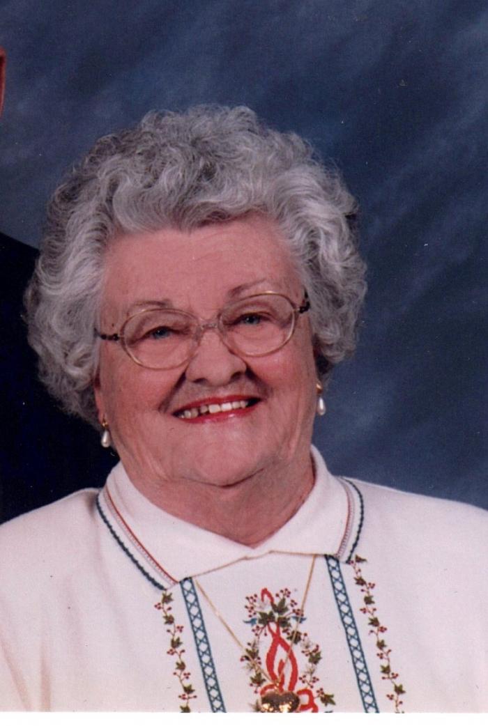 Betty Myers Harman